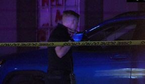 """<p>The call for suspicious people in the parking lot of the Northeast Side apartment complex concluded with an officer-involved shooting after a man pulled a gun and began to fight with the cop, according to San Antonio Police Department Chief William McManus.</p><p>The police received a call for suspicious activity in the Verano parking lot at the Heights, in the 3000 blocks of Eisenhauer Avenue, at 11:49 p.m. On Friday, the police said.</p><p>A group of four people had escaped when the police first arrived McManus, said. He clarified that the officer pursuing one of the men had caught up with that man in a wooded area nearby, and the two had started to grapple</p><p>""""We are fighting,"""" McManus said. """"The suspect had a pistol, so he took it from his waistband, and would not let the gun go."""" The cop, who had been catching the man from behind, then pushed back, pulled his service weapon, and fired twice, striking the man both times, according to the sheriff.</p>"""