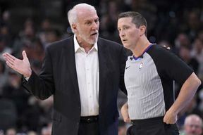"""<p>SAN ANTONIO-Trainer Gregg Popovich fired another wide-side at President Donald Trump, just after Friday night's preseason game.</p><p>After asking a few questions about the Paddy 104-91 victory and the preseason, in particular, Popovich, unsolicited, turned his attention to the President of the Republic without using his name.</p><p>""""The thing that is most important is not basketball,"""" Popovich stated. """"It's the absolute thing. Ineptness and lack of knowledge in our country for having any idea of behaving for the good of the country.""""</p><p>Angry about what he called the """"actions"""" of this week, Popovich also blamed Trump's supporters, likely Republican lawmakers.</p><p>""""The people who really get angry with you are the people who don't speak out,"""" said Popovich. """"So they knew it during the primary, so now they really know it. We've got a few people to figure it out. But too many are thinking about themselves as much as they are humiliated</p>"""