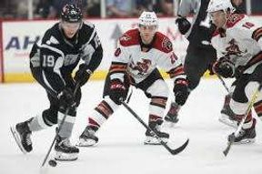 <p>San Antonio's Nick Lappin managed to tie the game with less than a minute remaining in regulation, but Tucson scored first in overtime to victory a 4-3 win Friday at the Tucson Convention Center Arena. The Rampage (3-0-2) won points in five consecutive games to open the season.</p><p>Niko Mikkola and Nolan Stevens scored for the Rampage in the second period, but the Roadrunners added three goals to lead 3-2 at the end of the period.</p><p>Lappin's goal was the only third and Andy Miele scored for Tucson (3-1-0) about 90 seconds into the overtime period.</p><p><br></p><p>Tucson goalkeeper Adin Hill made 39 saves on 42 shots, while Ville Husso saved 23 of the 27 shots for San Antonio. Mitch Reinke had two Rampage aids.</p><p><br></p><p>San Antonio and Tucson are having a replay at 9 p.m. It's Saturday.</p>