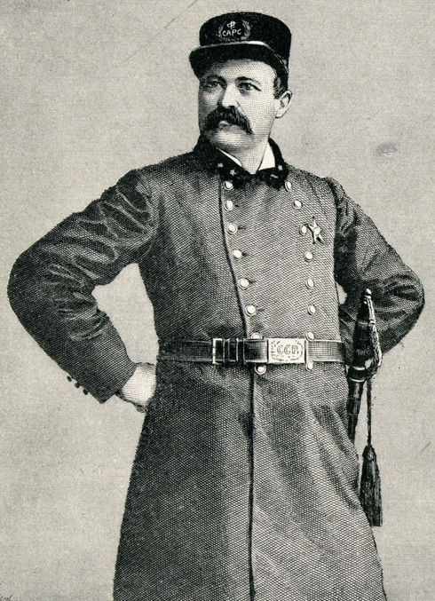 <p>Michael Schaack, one of the most prominent police officers in the history of the Chicago Police Department, was born in Septfontaines, Luxembourg, on 23 April 1843.&nbsp;At the age of 13, he and his parents and siblings migrated to Chicago.</p>