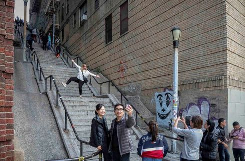 """<p>A member of Congress is not happy with people coming to the borough to take selfies on the """"Joker stairs."""" Alexandria Ocasio-Cortez, who is famous by the name """"AOC,"""" said that those stairs were dangerous back in her days and people coming here for fun and posting pictures without considering the whole history is lame.&nbsp;</p><p>People are describing it as another way the elites are trying to make NYC boring. AOC, along with Mayor Bill de Blasio and the hard-left council, has already placed a ban on foie gras, which will commence in 2022. Marie-Pierre Pe, director of the Interprofessional Committee of Foie Gras, said that those who love the delicacy would not stop eating it and drive out of NYC to have something they love.</p><p>&nbsp;</p>"""