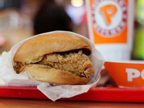 """<p>A New York City man reported that he found a joint in his Popeye's Chicken Sandwich just two weeks ago.</p><p>Jeremy Merdinger, on Monday, shared a photo of the burned blunt on Twitter that he reportedly found in his sandwich just after a few bites.</p><p>Medinger humorously wrote, """" Do all your sandwich contains a joint in them? I found one in my sandwich the other day in NYC."""" He said, ' He just wants to make sure that this does not happen with others.'&nbsp;</p><p>Merdinger ordered a spicy and a regular chicken sandwich and took the order home to eat. He says, ' It tasted fine until a doobie fell out of the second one.'</p><p>""""I was quite surprised at first, and then disgusted for this to happen to me. These are the things that you see on Social Media a couple of times in a year."""" the 23-year-old Jeremy Merdinger told the New York Post.</p><p><br></p><p><br></p>"""