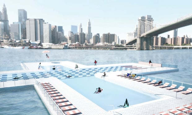 <p>For decades, the water in the New York Rivers has been considered too dirty for swimming.</p><p>But the sight of people splashing across the skyline of Manhattan could again become part of city life, with the launch of a project to restore swimming in the East River.</p>