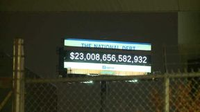 <p>MILWAUKEE — First time I-43 billboards track debts, national debt hits $23 trillion. Friday's national debt struck a record high. For the very first time ever, the federal government debt hit $23 trillion. That breaks down throughout the country to around $70,000 per person.</p><p><br></p><p>At McKinley Avenue in Milwaukee, there is a billboard near Interstate 43 that tracks the national debt. A advertisement on billboard sponsored by a non-partisan, semi-profit organization. Although the billboard made its Milwaukee debut in September, the total debt has risen more than $400 billion. In Cleveland and Las Vegas, comparable billboards have gone up.</p>