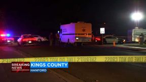 <p>FRESNO, Califronia. -- Police officers from Kings County trying to investigate shooting at Hanford. 3 November Sunday. </p><p><br></p><p>Deputies of the Kings County sheriff was investigating a Hanford shooting. Authorities also closed off to traffic on Eddy Street and Carolyn Avenue near Lacey Boulevard.</p><p><br></p><p>Additional information may not have been available immediately. Security officers plan to block the region as they continue to investigate all through the night.</p><p><br></p><p>This is a tale that is evolving. Stay updated with Action News.</p>