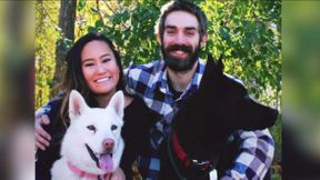 """<p>DENVER — A couple from Denver is going on a long way to find their missing dog, having escaped from their home more than 3 months ago.</p><p>Helen Oh and her husband were married back in August, and say it was the happiest day of their lives.</p><p>""""It was a perfect day,"""" Oh said.</p><p>But she says there was something missing.</p><p>""""It was very hard to be just kind of present We almost canceled the wedding, """"Oh said</p><p>Their five-year-old white husky-shepherd mix, Nala, jumped out of the bedroom window back in June to look for something.</p><p>Oh, and her husband has been searching for her ever since.</p><p>""""It was completely life-altering. I'm forever changed as a person because of this, """"she added.</p><p>They've got """"lost dog"""" signs sitting outside their homes and around the city. """"When people see her sign, I want people to know that she's a valued family member and that she's very missed at home,"""" Zeus, her best friend, said.</p><p>""""We got him a year after we got her, so he doesn't know life without her,"""" Oh said. """"He didn't eat for the first few weeks. He definitely knew that there was something up,"""" she said, tearing up. The couple hired a private investigator who brought perfume dogs from Nebraska.</p><p>""""This sounds extreme. But if you'd do it for your kids, that's just where we're talking of having her,"""" said Oh. The last location that the private investigator was able to track Nala's smell was on the Platte River, around the 11th and Alcott.</p><p>It was back around the 4th of July. Since then, there have been no signs or hints as to where she might be. But they haven't given up, thanks in part to a public rally on twitter behind them. And coordinating Nala search parties.</p><p>""""So much of my faith and trust has been restored, not only to my community but to people everywhere. We've had friends to share this, and it's just totally snowballed into something much bigger than I'd ever imagined,"""" Oh said.</p>"""
