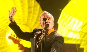 """<p>Morrissey has ejected an anti-far-right protester from a show in Portland. During his performance at the city of Moda Center on Monday night (30th September), a woman held up 2 signs. One of them depicted the logo of the anti-Islam party For Britain struck by a red line. The other read: """"Really, Bigmouth.""""</p><p>In fan footage from the concert, Morrissey can be seen addressing the woman after the 2nd song of the night. """"Let's be quite frank,"""" he says. """"When you with the sign are removed, I will continue."""" His fans then join in as he repeatedly shouts """"go"""", """"we do not need you"""" and """"goodbye"""", calling upon his lighting technician to bring up the house lights.</p><p>The protester quit, and Morrissey performed the Fire Hairdresser from his album Suedehead in 1988. The Guardian asked Morrissey representatives for feedback.</p><p>In May, Morrissey wore a badge of Britain during a performance on Jimmy Fallon's Tonight Show. In June, he expressed his support for the party in an interview with his nephew published on his own website.</p><p>""""The UK is a dangerously hateful place currently, and I think we need someone to stop the lunacy and communicate for everyone,"""" he said. """"I see [the leader for Britain] Anne Marie Waters as this man. She is extremely intelligent, ferociously devoted to this country very entertaining and sometimes very funny.</p><p>His support for the party led Cardiff's Spillers, the world's oldest record shop, to ban his records from the sale. Mersey Rail has prohibited Morrissey's promotional posters, saying that they did not meet the standards of the organization Morrissey replied """"It's a very Third Reich, isn't it? And it reveals how only the feelings of the narrowest-minded can be considered in the British arts.</p>"""