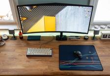 Metropolis Deskpad 450x400