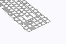 Kage Addon PC (Titan Grey) Plate