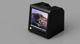 Cary Works Display ViewEdge - Black