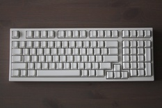 Leopold FC980M White ANSI MX Black