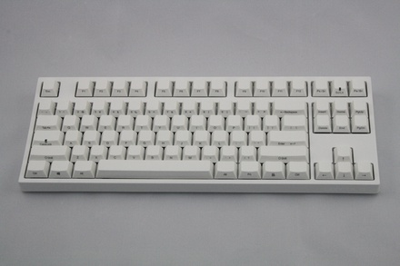 Leopold FC750R White ANSI MX Black