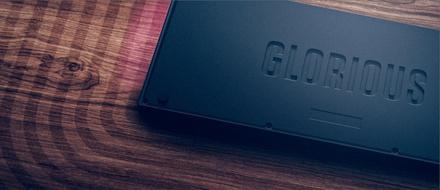 GMMK Pro Black Slate 75% TKL - Barebone, ISO