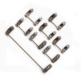 Durock Smokey Screw-in Stabilizers 7x2U+1x7U