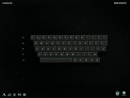 KAT Cyberspace Alpha