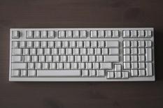 Leopold FC980M White ANSI MX Red