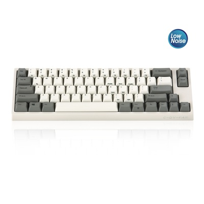 Leopold FC660C White (Low-noise) Topre 45g