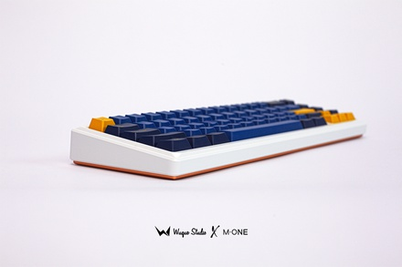 Ginkgo65 E-white x Copper
