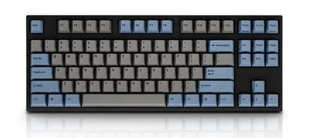 Leopold FC750R OEM PD Blue Grey ANSI MX Brown