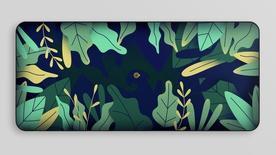 Jungle Deskmat