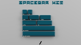JTK Azure Spacebar (Blue)