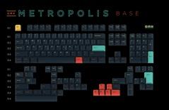 GMK Metropolis Base