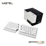 Mistel MD600 White ANSI MX Red