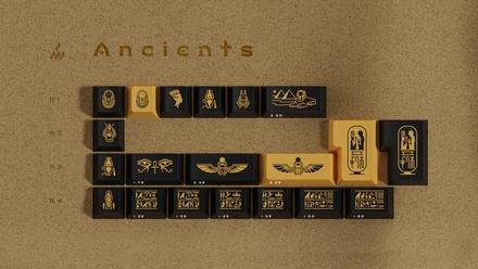 GMK Pharaoh Novelties Kit [Pre-order]