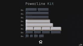 GMK Arch Powerline Kit - Spacebars [Pre-order]