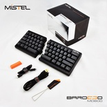 Mistel MD600 Black ANSI MX Brown