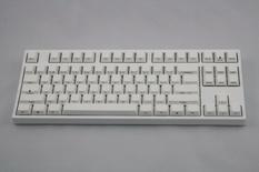 Leopold FC750R White ANSI MX Brown