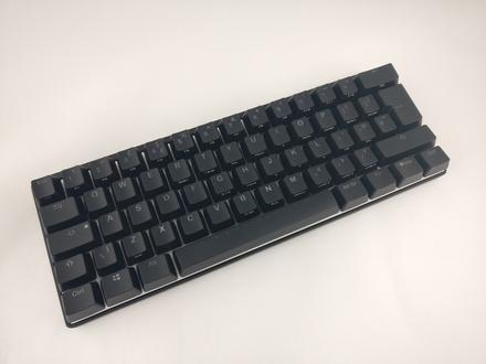 Vortex POK3R RGB ISO Zealio 67g - without keycaps
