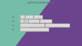 KAT Hyperfuse Spacebars