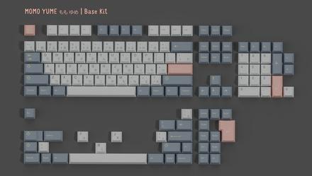 GMK Momo Yume Base Kit [Pre-order]