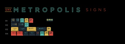 GMK Metropolis Signs