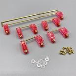 Tecsee Stabilisers Pink