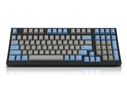 Leopold FC980M PD Blue Grey ANSI MX Blue