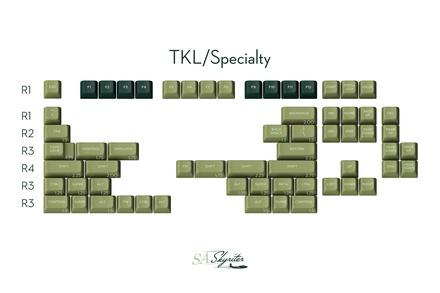 SA Skyriter TKL/Specialty
