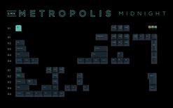 GMK Metropolis Midnight