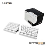 Mistel MD600 White ANSI MX Clear