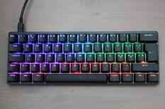 Vortex POK3R ISO RGB Italian keycaps