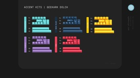 Geekark Dolch All Accent