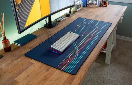Metropolis Deskpad 900x400