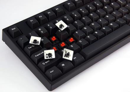 Leopold FC750R PD Black ANSI MX Black