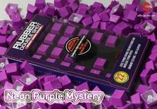 Tai-Hao Rubber Keycaps-22 keys Neon Purple Mystery