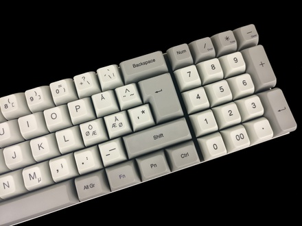 Vortex ViBE ISO NOR MX Clear