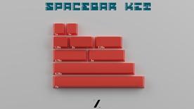 JTK Azure Spacebar (Red)