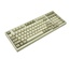 Leopold FC980M PD White ANSI MX Silent Red