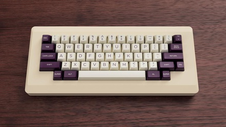 SA Violet on Cream