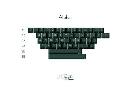 SA Skyriter Alphas